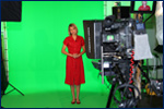 Portable Green Screen Hire