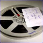 Labelling your cine films